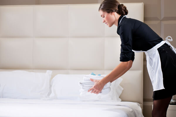 Zimmerreinigung / Housekeeping